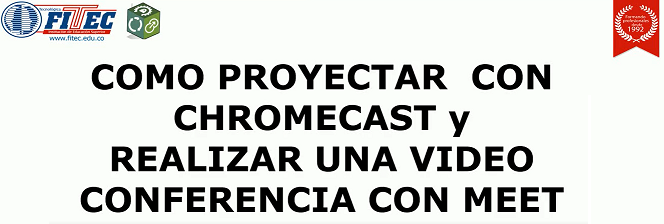 COMO PROYECTAR EN UN TELEVISOR UNA VÍDEO CONFERENCIA